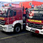Einsatzfahrzeuge der Feuerwehr Seevetal